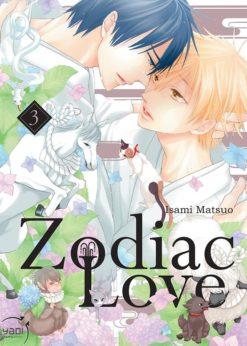 Zodiac Love T.3