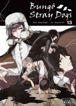 Bungô Stray Dogs T.13