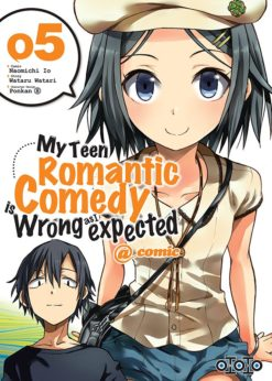 My Teen Romantic Comedy is wrong as I expected T.5 (manga)