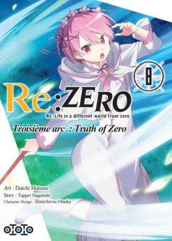Re:Zero - Troisième arc T.8 (Manga)
