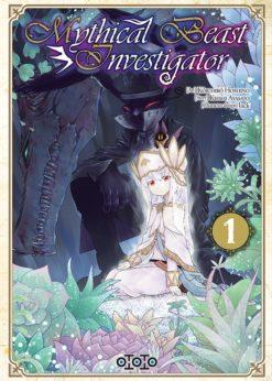 Magical Beast Investigator T.1