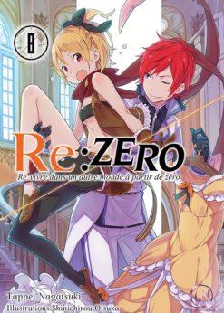 Re:Zero T.8 (Roman)