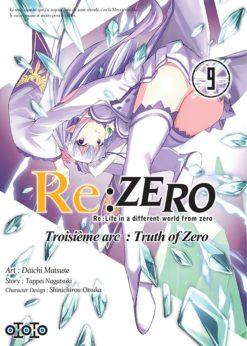 Re:Zero - Troisième arc T.9 (Manga)