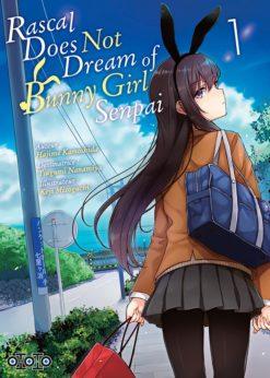 Rascal Does Not Dream of Bunny Girl Senpai T.1