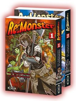 Re:Monster (Pack 2 pour 1)