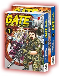 Gate - Au-delà de la porte (Pack 2 pour 1)