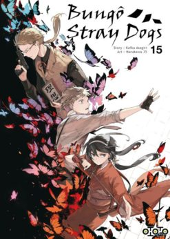 Bungô Stray Dogs T.15