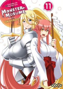 Monster Musume T.11