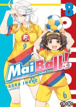 Mai Ball ! T.8