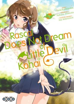 Rascal Does Not Dream of Little Devil Kohai T.1